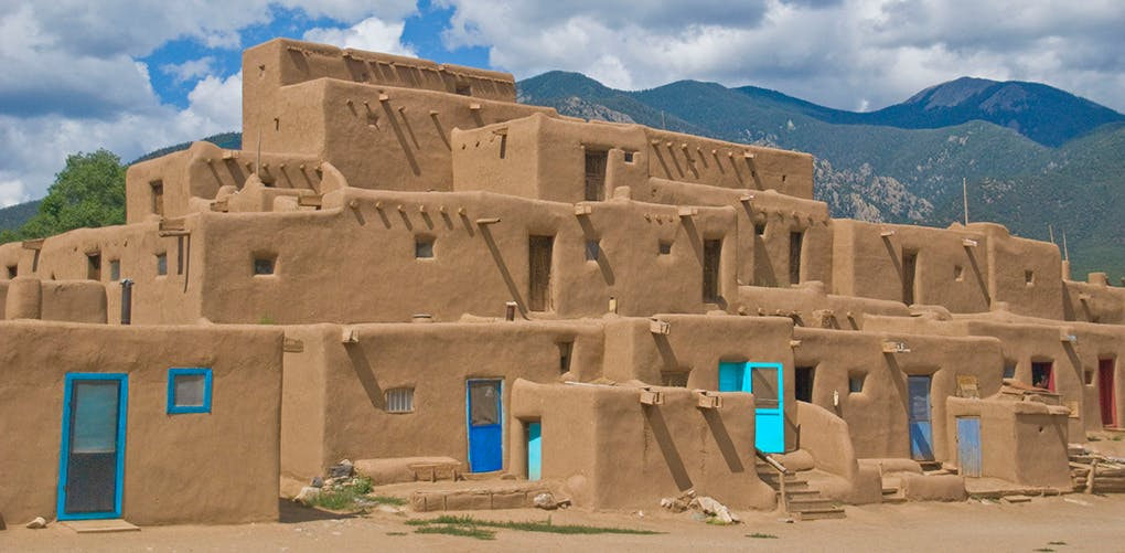 Indian houses  Native American Language Net Preserving