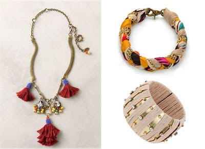 Jewelry you can cozy up to