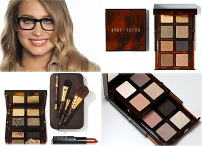 Makeup that works with your glasses