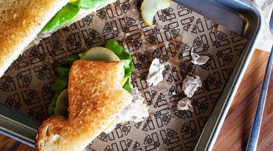 Tuna-Salad Sandwich