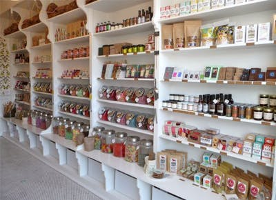 An artisanal candy shop opens in Park Slope