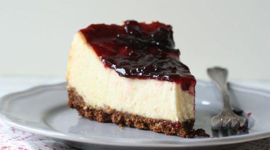 Foolproof Cheesecake