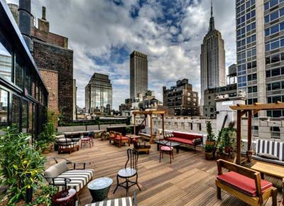 The best rooftop bars for every occasion