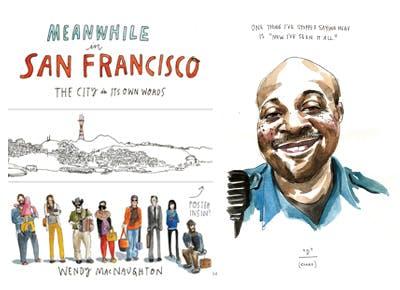 Illustrator Wendy MacNaughton?s new book