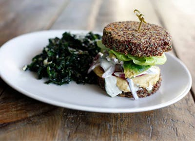 The best veggie burgers in Dallas