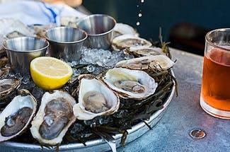 Celebrate Oyster Week