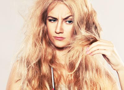 How to repair your summer-damaged hair