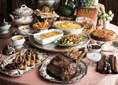 Your Most Extravagant Thanksgiving Ever