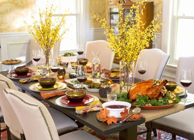 5 Wines to Serve with Your Thanksgiving Turkey