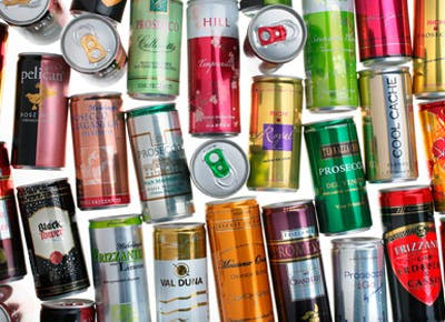 The Rise of Canned Wine