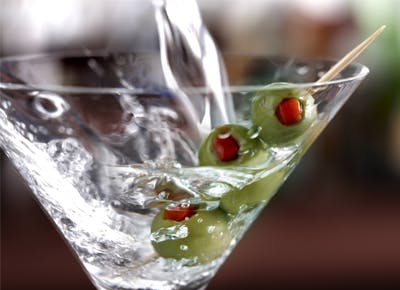 How Not to Mess Up a Dirty Martini