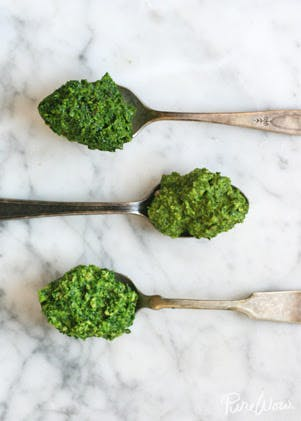 The Pesto Recipe You Can Make All Year Round