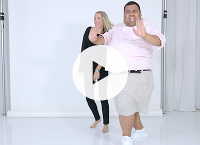 How to dance without embarrassing yourself