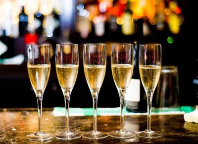 The Best Bubbly for Your New Years Eve Toast
