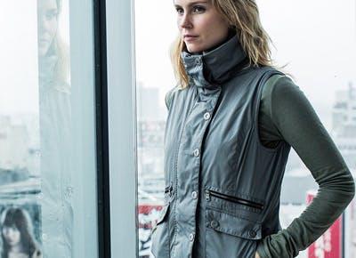 The Lightest, Warmest Winter Vest