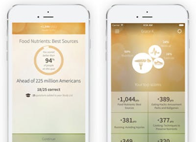 Hi.Q App Tests Your Health Smarts