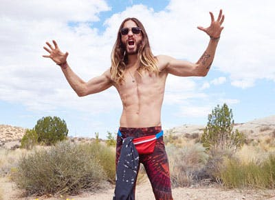 Jared Leto Now Sells Fanny Packs