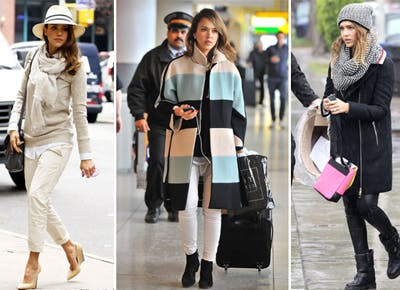 9 Celebrities With Killer Personal Style