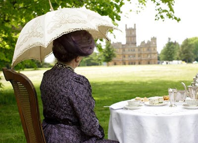 Downton Abbey cruise