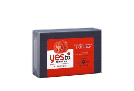 Yes To Tomatos Charcoal Soap