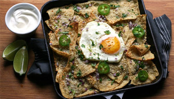 purewow chilaquiles