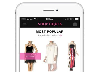 Shop the Worlds Best Boutiques from Your Phone