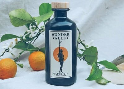 Wonder Valley olive oil
