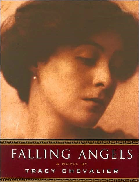england books falling angels