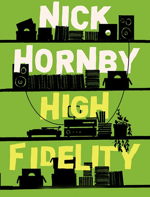 england books high fidelity