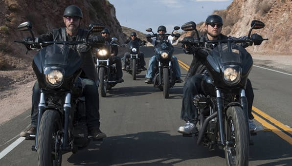 new netflix sons of anarchy