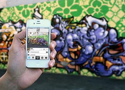 1AM Gallery Crowdsources Street Art
