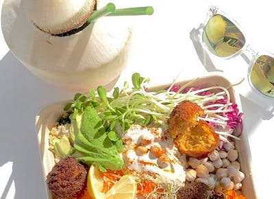 Falafel: the newest foodie lunch