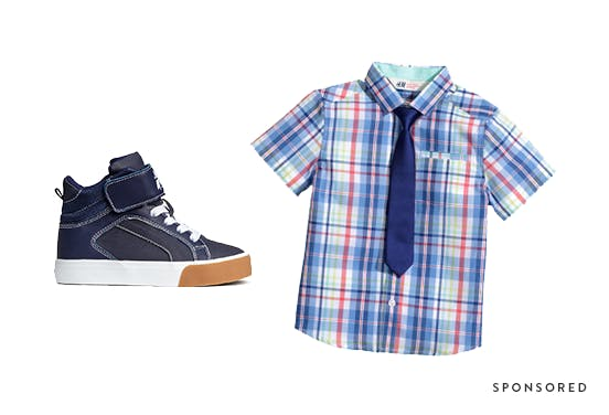 H M Spring Kids  Collection Boys