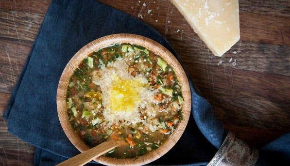 Patagonia soup