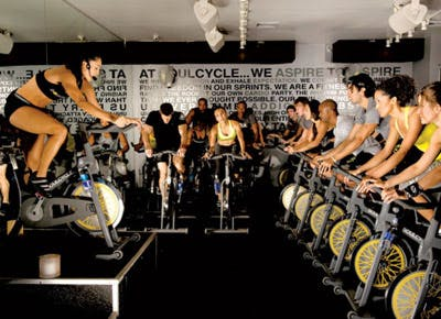 Try SoulCycles spiritual cardio blast