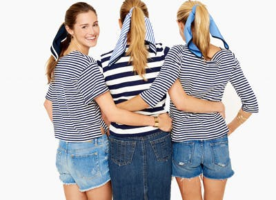 Your Striped Summer Wardrobe