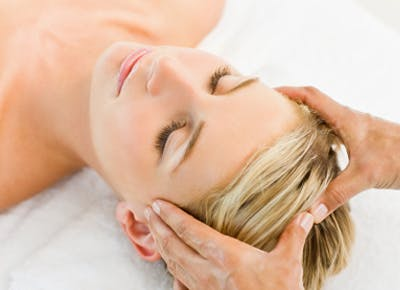 The Scalp Massage That Eases Stress