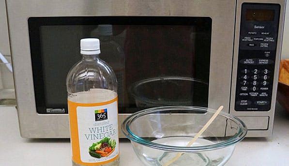 Vinegarmicrowave