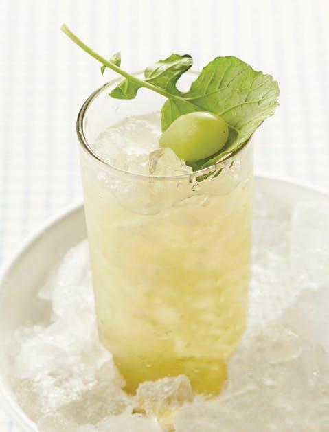 dandelion lemonade