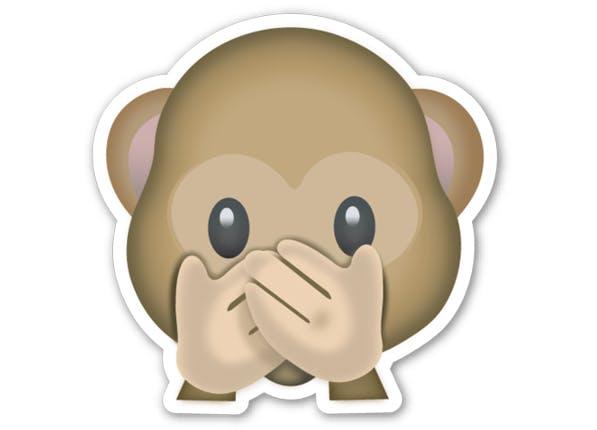 emoji personality monkey