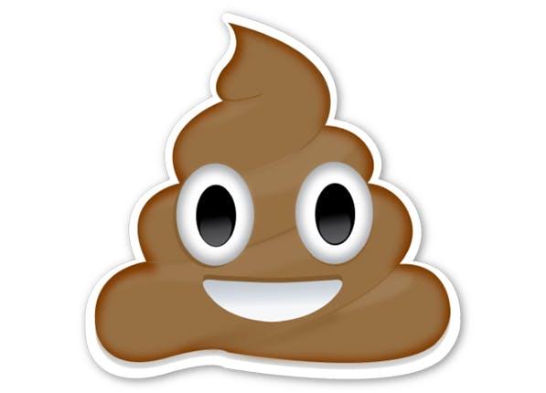 emoji personality poop