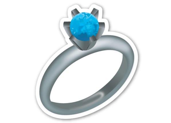 emoji personality ring