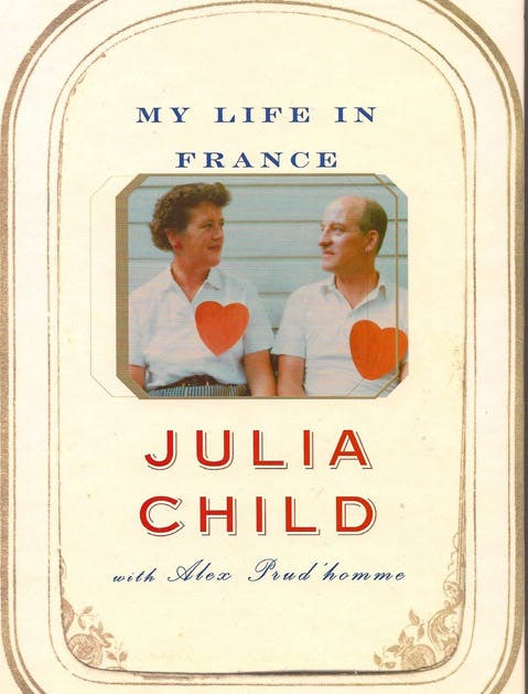 french books julia child