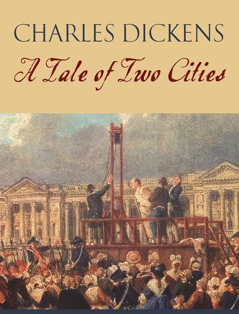 french books tale of two cities