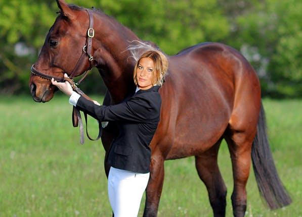 gisele equestrian