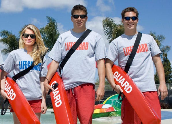 gisele lifeguard