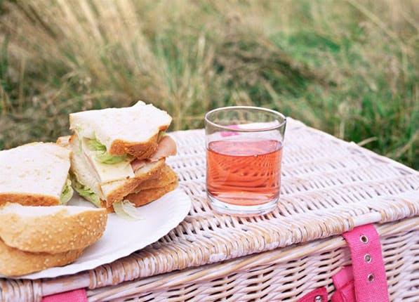 sandwich wine
