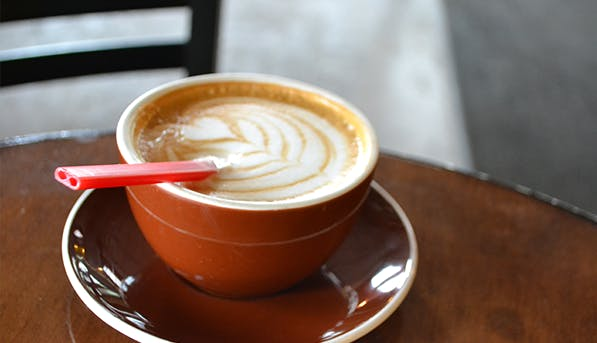 CoffeeStraw
