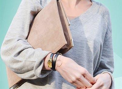 A Bracelet That Defends Against Sunburns