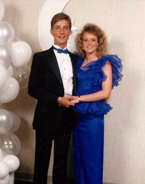 Celebrity Prom Photos | Who Knew They Knew Each Other ...